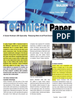 Sulzer Technical Paper