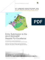 AfE 2012 - Dubai Municipality- Planning Department
