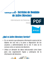 02 Repaso - Introducción a Los Servicios de Dominio de Active Directory