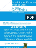 Hardware - Computadoras