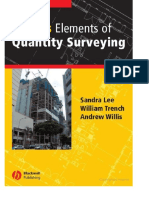elements of Quantity Survey 10th