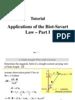 T12 BiotSavart I
