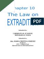 Extradition Proceeding