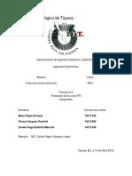 Practica 2 - Fisica de Semiconductores