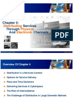 Service Distribution