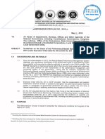 Memorandum Circular No. 2016-1