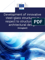 Development of Steel-glass Structures-RTSSD