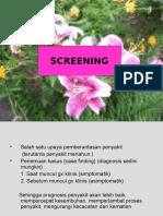 Screening 3