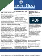Nonprofit News May 2010