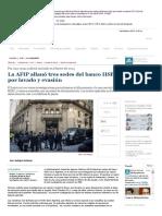 Lavado de Dinero HSBC
