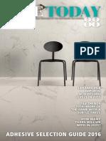 Tile Today Magazine Australian Edition, Feb 2016