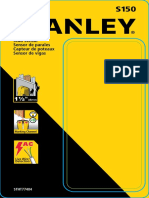Stanley S150 Users Manual