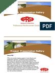 PRS Projekty prezentace