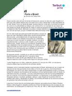 Lasar Segall. De la Escuela de París a Brasil.