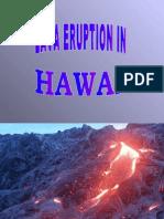 Lava Eruption in HAWAI