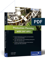 204183339 Production Planning With SAP APO