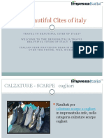 Travel Beautiful Cites of Italy