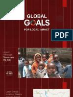 Global Goals For Local Impact - Lanet Umoja Presentation
