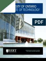 UOIT Academic Calendar 2010