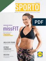 Folheto Especial Desporto