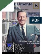 Walt Disney Magazine - Publisher students