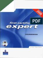 First Certificate Expert