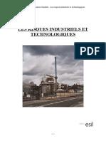 Les Risques Industriels et Technologiques