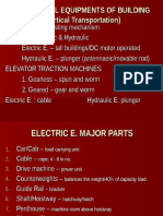 Mechanical Equipments of Building