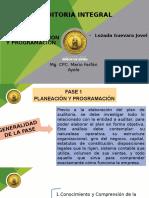 Auditoria Integral- Fase Nº1 Planeacion y Programacion.