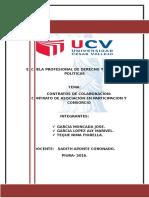 Contratos de Colaboracion Empresarial Gaceta Juridica