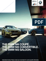 BMW M3 M4 Catalogue