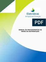 Manual Projeto de Redes Distribuicao Aereas Urbanas ELETROBRAS