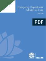 Ed Model of Care 2012