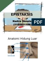 Referat EPISTAKSIS
