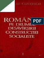 1965 - Romania pe drumul desavarsirii - vol. 1.pdf