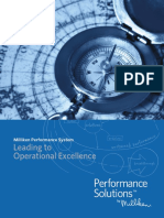 Leading to Operational Excellence