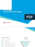 The Ultimate Guide to Deliverability