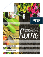 Spring Home - May 2016