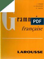 Langue Francaise Grammaire Francaise Complete