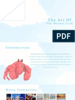 The Art of Hermit Crab_ Major Project