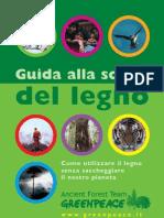 Guida Alla Scelta Del Legno - Green Peace