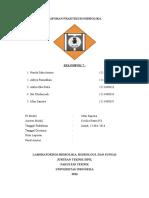Laporan Praktikum Hidrolika h0-4