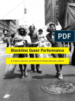 Blacktino Queer Performance edited by E.  Patrick Johnson and Ramón  H. Rivera-Servera