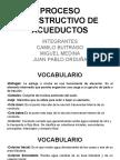 Exposicion de Acueductos