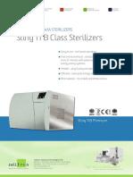 Celitron - Bench-Top Steam Sterilizers - Sting 11 B Series (1)