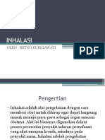 ppt INHALASI