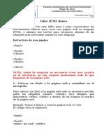 Taller HTML Basico v1.5
