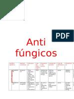 Antifungicos y Antivirales