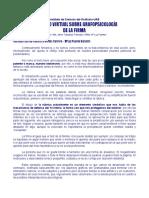 Introducción Seminario Grafopsicología de La Firma Por Augusto Vels