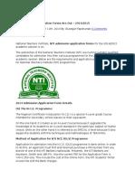 N T I Kaduna Admission.docx